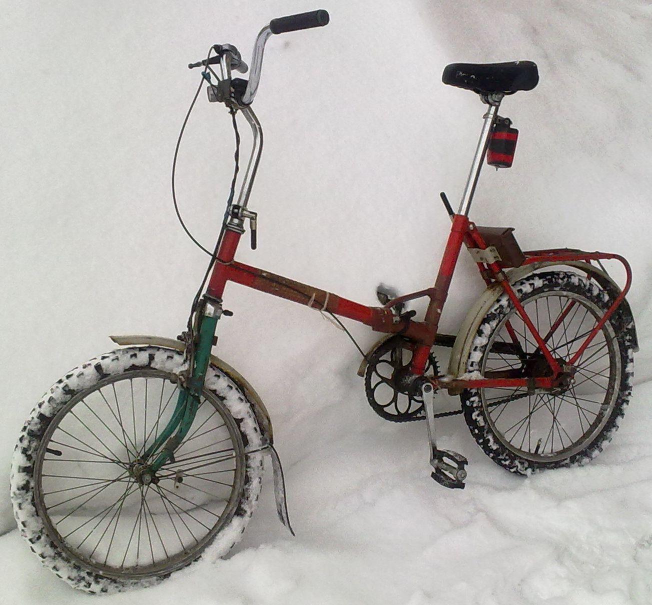 Тюнинг велосипеда аист своими руками 43